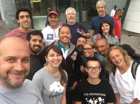 San Diego Fellows Volunteering