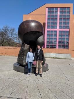 UA and AZ Denys and Nurana and Science Museum